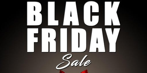 BLACK FRIDAY SALE WEEK! UP TO 85% OFF at Let's Move Studio!
