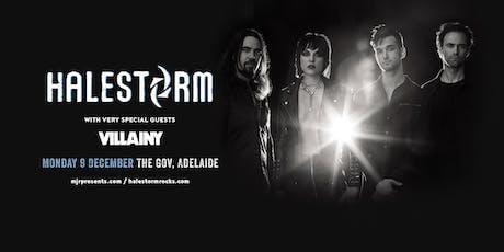 Halestorm - Adelaide tickets
