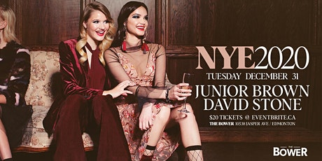 New Years Eve 2020 @ The Bower w/ Junior Brown and David Stone tickets