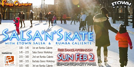 SALSA 'N' SKATE 2020 tickets