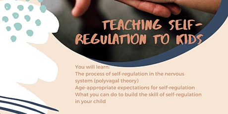 Teaching self-regulation to kids co-parent couple tickets