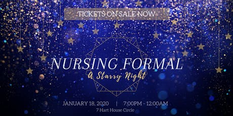 Bloomberg Nursing Formal 2020 tickets