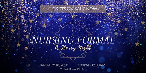 Bloomberg Nursing Formal 2020