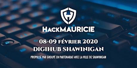 HackMauricie billets