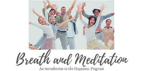 Meditation: A Key to Successful Interpersonal Relationships tickets