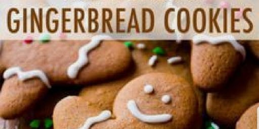 KIDS CHRISTMAS BAKING CLASS