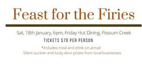 Feast For The Firies tickets