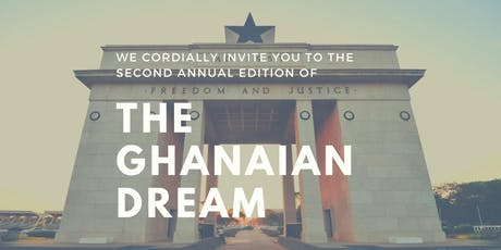 Conference: The Ghanaian Dream  2019 tickets
