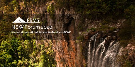 NSW Forum 2020 - Rivers, streams & catchments in N tickets
