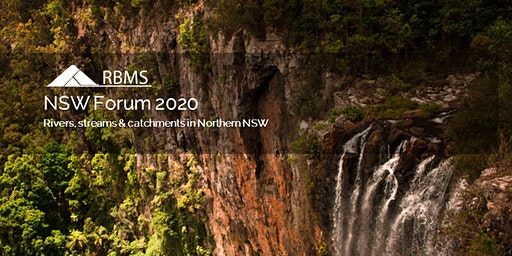 NSW Forum 2020 - Rivers, Streams and Catchments in Northern NSW