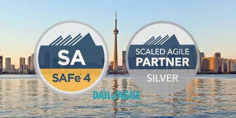 Leading SAFe Training with SAFe Agilist Certification, Mississauga, Canada tickets