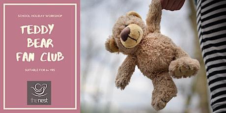 Teddy Bear Fan Club tickets