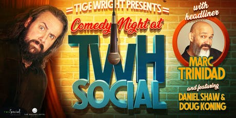 Comedy Night at TWH Social! tickets