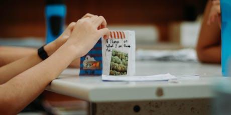 MYO Book Holiday Art Camp (Boon Lay, 11 - 13 Dec) tickets