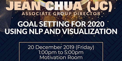 BSA Sharing - Goal Setting for 2020 using NLP & Visualization
