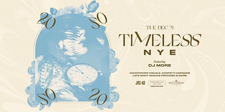 TIMELESS NYE AT TOWNHALL ABBOTSFORD tickets