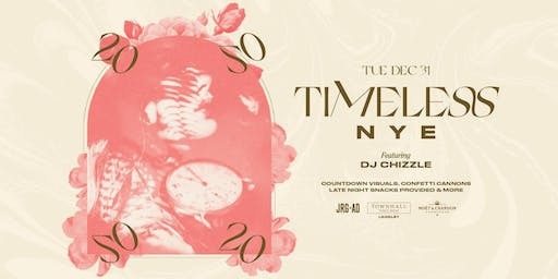 TIMELESS NYE AT TOWNHALL LANGLEY