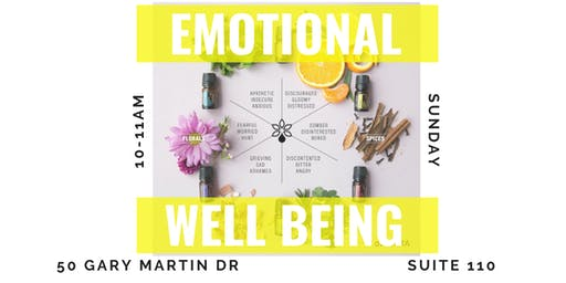Make and Take Stress and Anxiety Essential Oils Workshop
