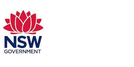 Bango Wind Farm, Inland Rail and Snowy 2.0 - ICN Workshop tickets