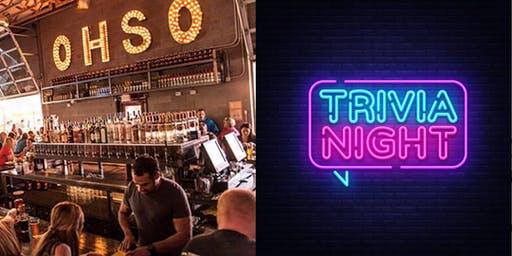 Alianza Trivia Night at O.H.S.O Brewery Downtown Gilbert
