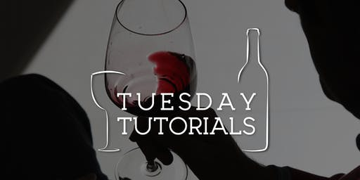 Tuesday Tutorials: 3 March 2020, 6:30pm