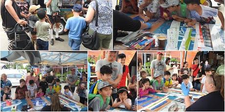 Festival Dandenong Marine and Coastal Connections - 10 Jan 2020 : Dandenong Market tickets