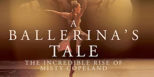 A Ballerina's Tale - Sydney Premiere - Tuesday 7th January