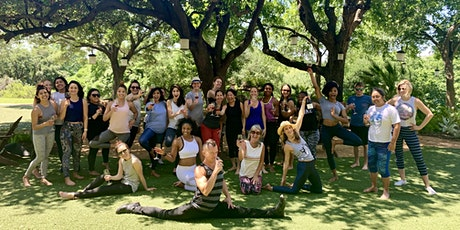 Vino Vinyasa at Sonoma Wine Garden tickets
