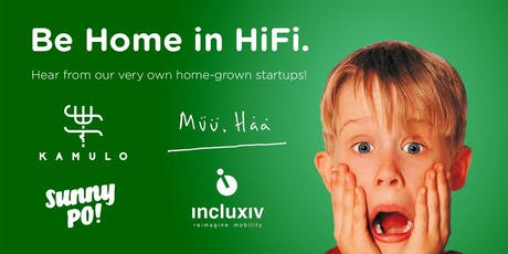 Engaged Talks x Startup Grind: Be Home in HiFi tickets