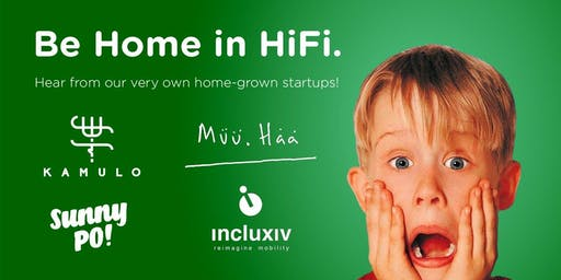 Engaged Talks x Startup Grind: Be Home in HiFi