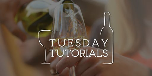 Tuesday Tutorials: 4 February 2020, 6:30pm
