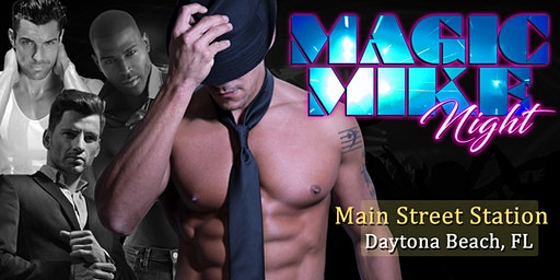 Male Revue Ladies Night LIVE - Daytona Beach FL