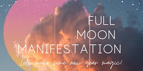 Full Moon Manifestation tickets