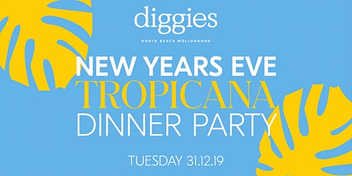 Diggies New Years Eve Dinner Party