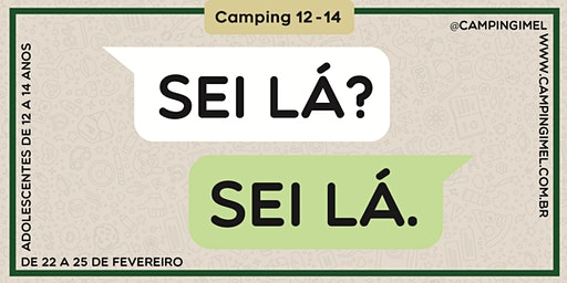 CAMPING IMEL 12-14