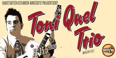 Toni Quel-Trio (Modern Jazz) - Darstädter Gitarren-Konzerte