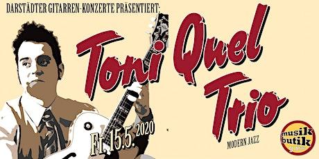 Toni Quel-Trio (Modern Jazz) - Darstädter Gitarren-Konzerte Tickets