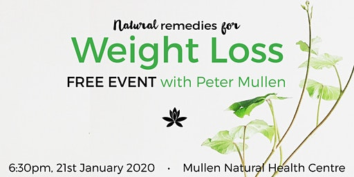 Natural Remedies for Weight Loss with Peter Mullen