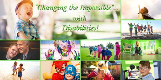 Changing The Impossible.. with Disabilities?