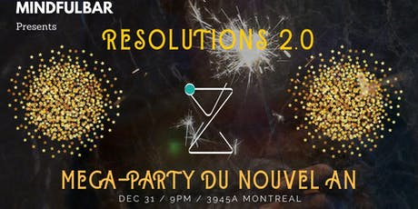 Nouvel an - Resolution 2.0 billets