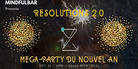Nouvel an - Resolution 2.0 tickets