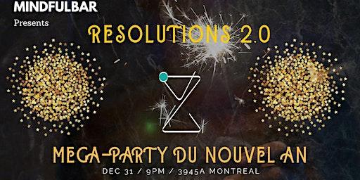 Nouvel an - Resolution 2.0