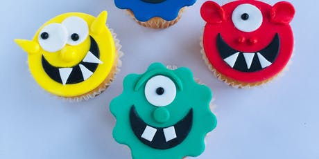 MONSTER CUPCAKES tickets
