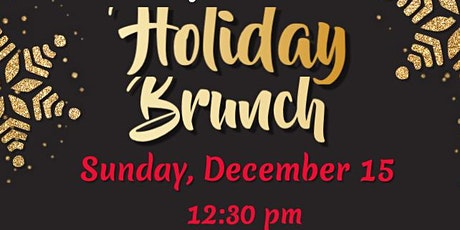 Holiday Brunch 2019 tickets