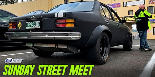 Sunday Street Meet 26/01/2020