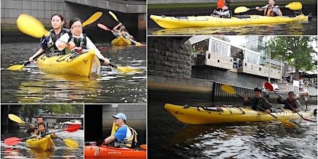 Birrarung and Beyond - Sea Kayak 18 January 2020, Alexandra Gardens, Melbourne  tickets