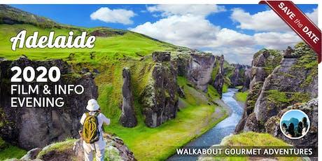 2020 Worldwide Walking Holidays | Adelaide tickets