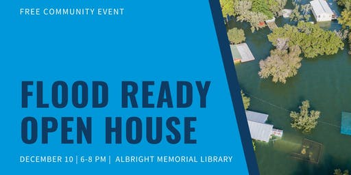 Flood Ready Open House—Lackawanna County