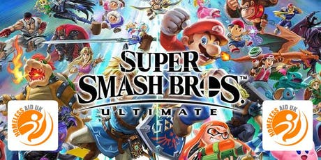 Smash Charity Invitational for Homeless Aid UK. tickets
