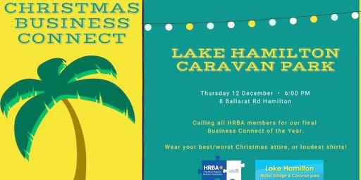 Business Connect @ Lake Hamilton Caravan Park